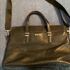 Handbags - SAMMONS small lap top leather